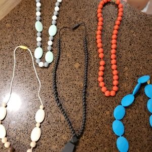 Jewelry - Chew Bead Necklaces
